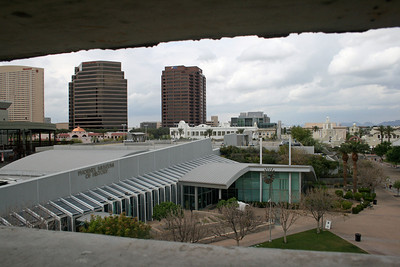 Phoenix - View from the Science Center