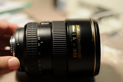 The 17-55mm lens