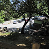 bootjack parking lot and view from fist picnic site...close to bathrooms...very pretty