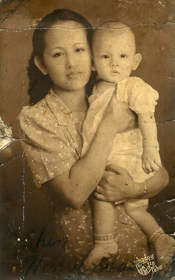 Mama and Henry<br /> 1940
