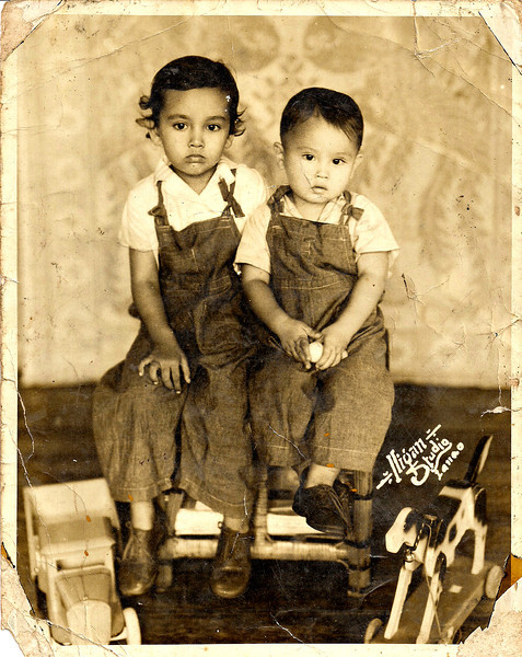 Mary & Sonny<br /> 1938