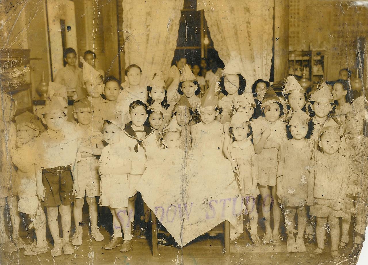 Arthur's Birthday<br /> 1939