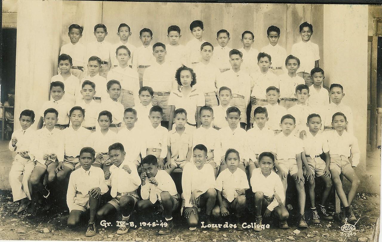 1948 Arthur 4th Grade