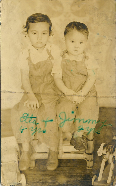 Mary and Sonny<br /> 1938