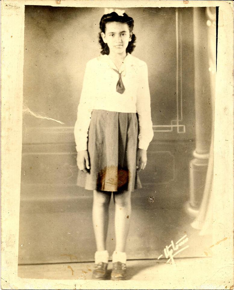 Mary Etta<br /> 1949