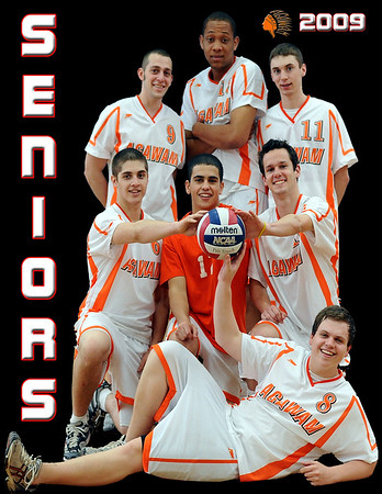 Volleyball SENIORS 2009 copy