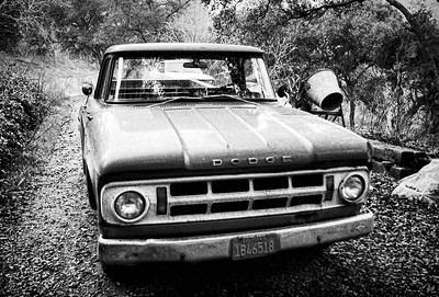 Our Old Dodge Truck