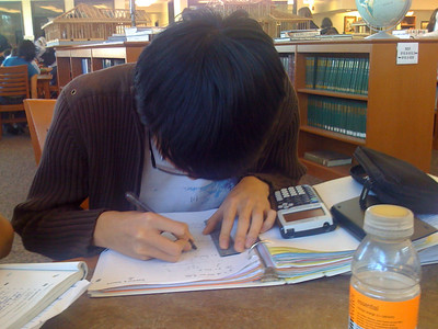 Josh Wei maintaining his 5.0 GPA