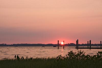 Lake Dora Sunset