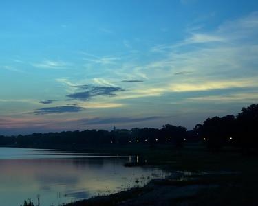 Sunrise Over Lake Minneola