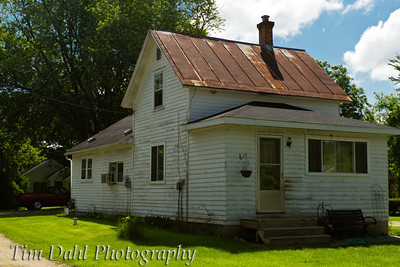 One of Dad's childhood homes.  It is still standing in 2011.