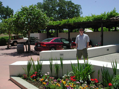 Gainey Winery in Santa Barbara.