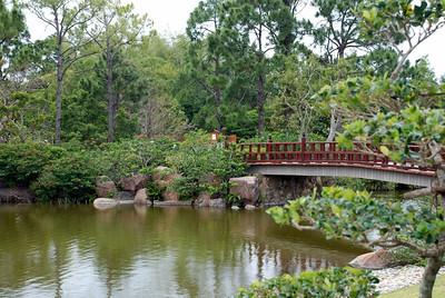 Morikami Japanese Gardens in Boca