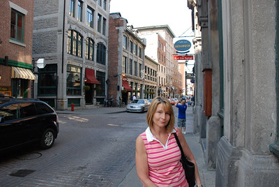 Old Montreal, the best part of Montreal in my opinion.