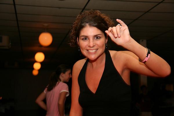 AJ dancing