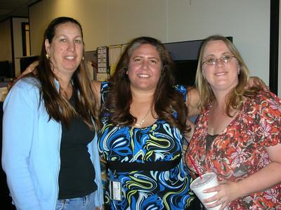 Scherri, Linda & Traci