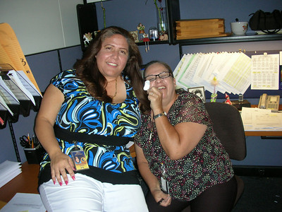 Linda & Debra