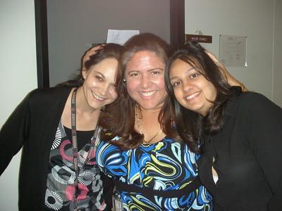 Kera, Linda & Brigitte