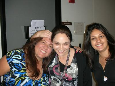 Linda, Kera & Brigitte