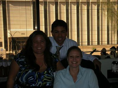 Linda, Christian & Shannon
