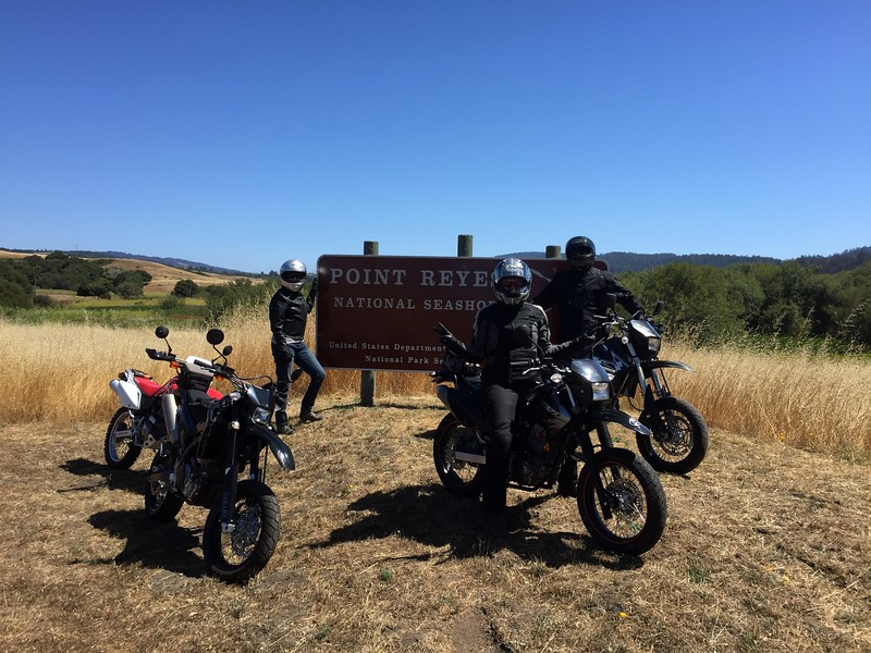 Beautiful 100-mile loop with Brad and Patty - July 2016