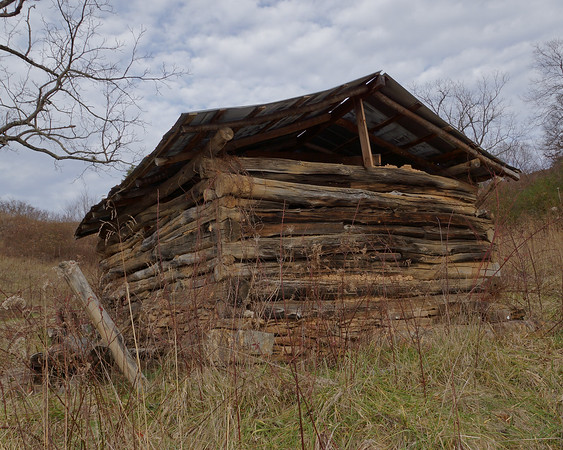 old cabin, maggie valley