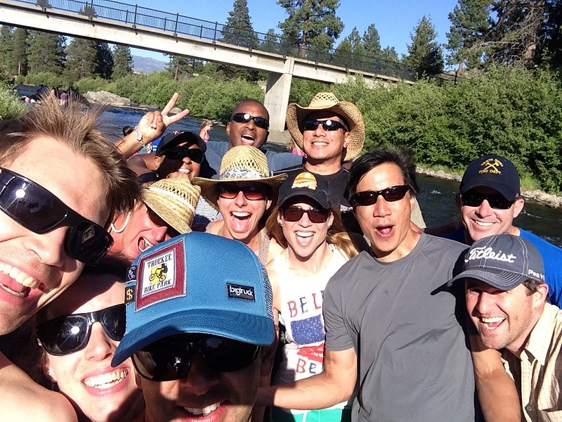 4th of July Truckee River Extravaganza - Truckee, July 2014