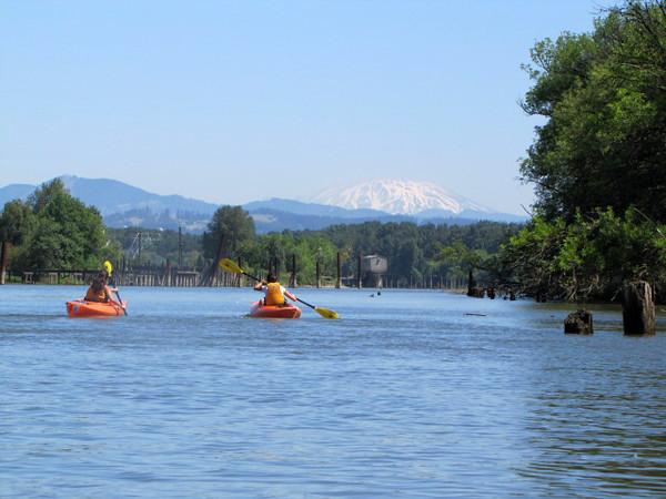 Beautiful paddle!