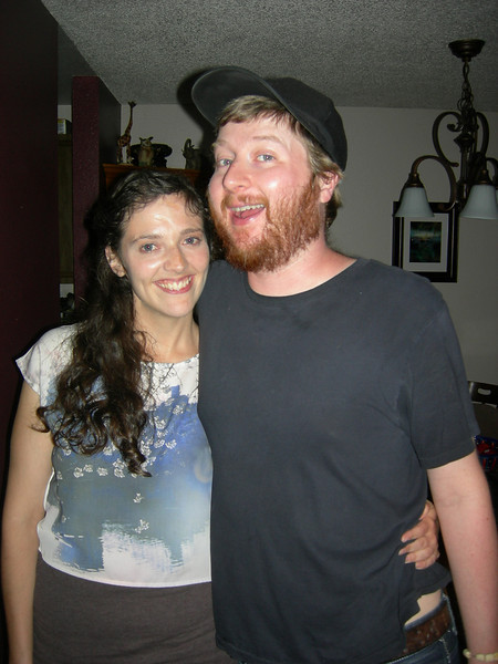 Sara and Alan just announced to the family the news of their engagement!! They plan to be married the summer of 2013.