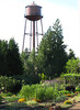 Water tower on the beautiful McMeniman's Edgefield grounds.