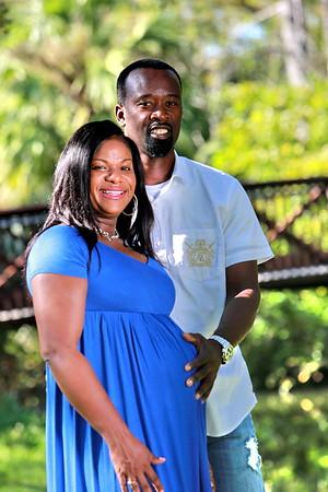 Tameaka & Orlan Pregnancy Shoot