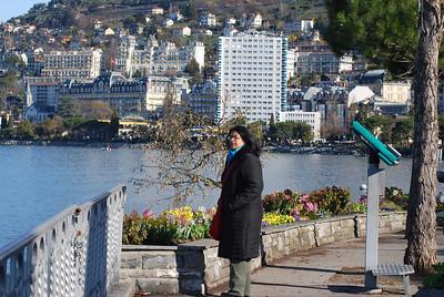 Maitreyee in Montreux