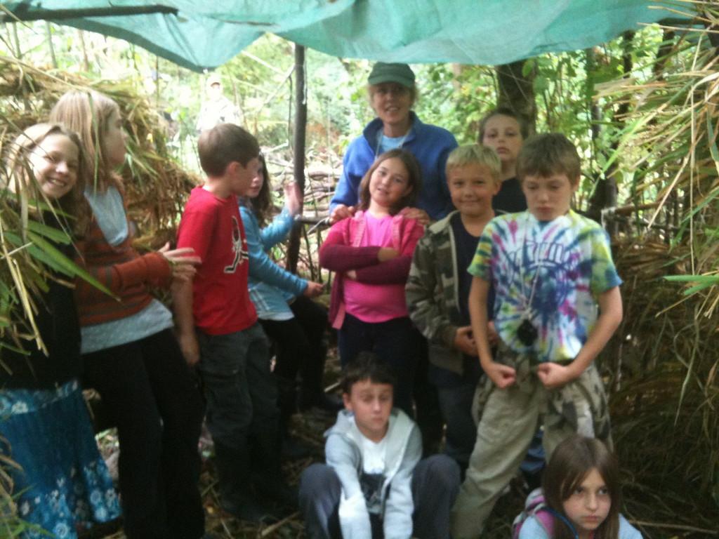 Ian's swallowtail class
