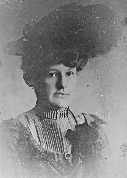 Gertrude Wytzka Mayer (1882-1958) mother of Therese Mayer Barmack