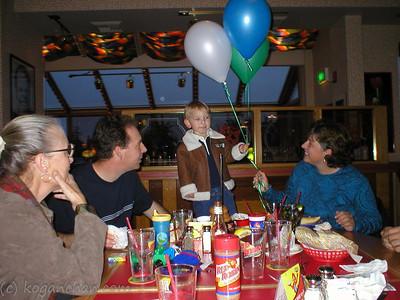 han david's birthday october 2003
