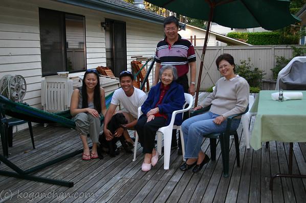 the chans' visit june 2004