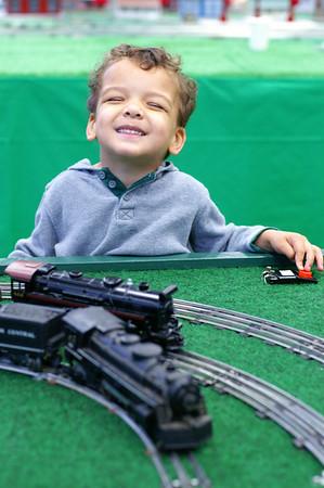 Model train exhibition - October 16th '10