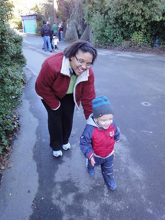 Woodland Park Zoo - December 26th '09
