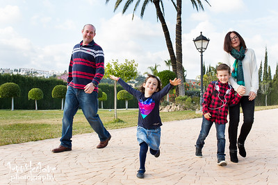 Family Photo Shoot - Mijas