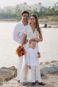 Family Photo´s at Tikitano Beach area - Estepona