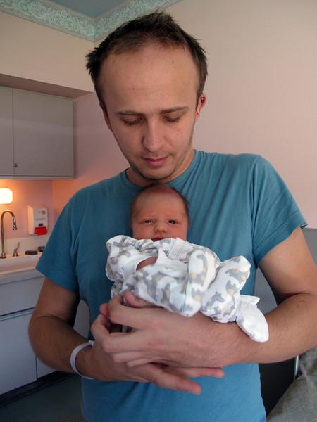 Lilia, 3 days old<br /> September 17, 2013