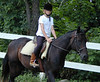 DSCN0071 Daniele riding horse