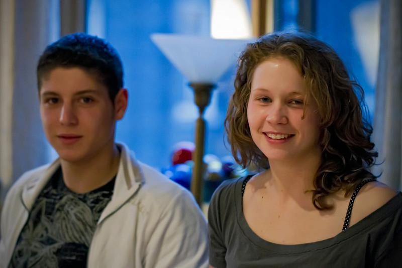 Julian & Danièle          <br /> April 13, 2011