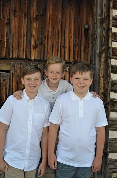Tyler's family-18
