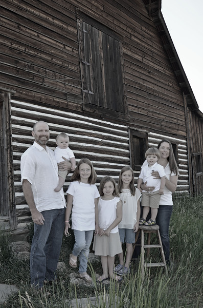 Ben's family_B&W-3