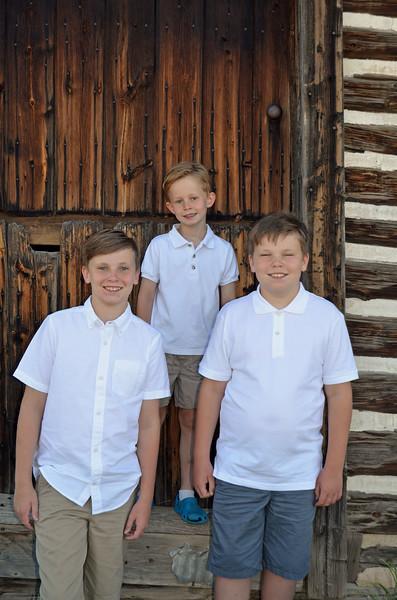 Tyler's family-17