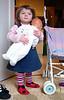 Stella @ 16 months<br /> October 10, 2003