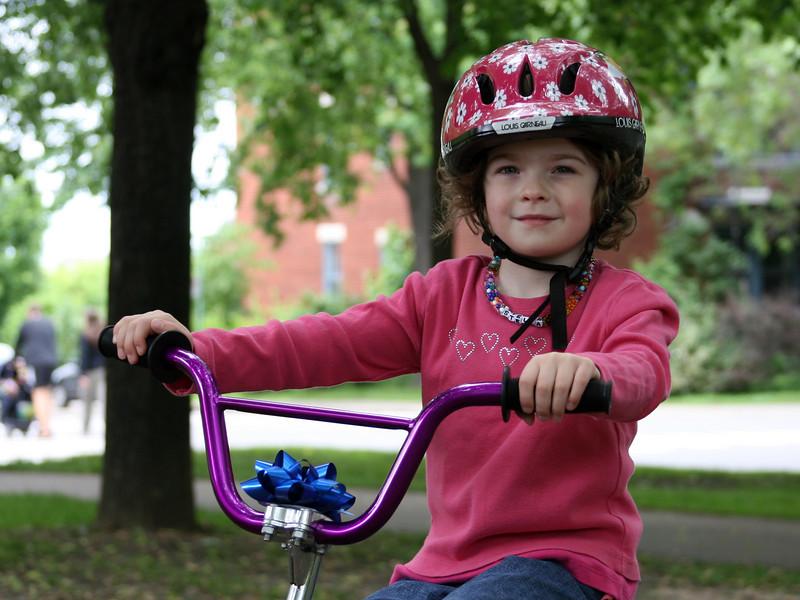 Stella @ 4 years<br /> June 3, 2006