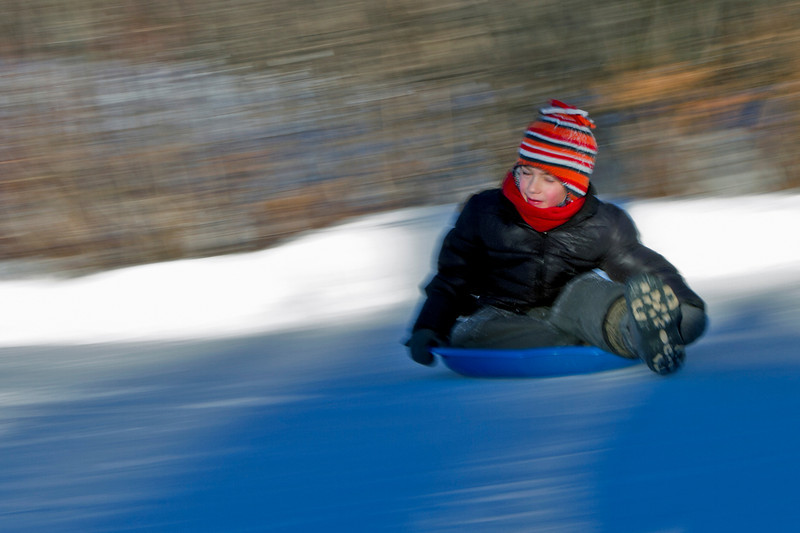 Après ski beside the Auberge; Mika<br /> Mt. Ste-Anne, December 28, 2010