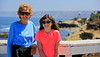 Peggy & Stella at La Jolla beach<br /> June 21, 2014